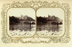Lismore Castle And Bridge